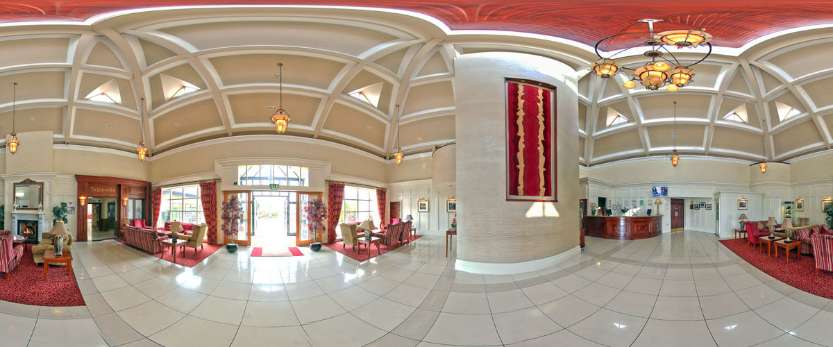 Clanard Court Hotel Panorama