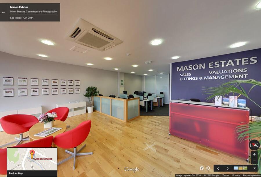 Mason Estates Dundrum Google Maps