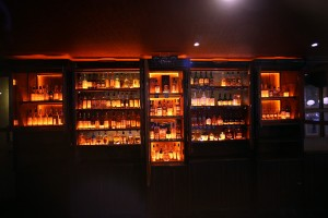 180 different whiskies at An Pucan Whiskey Bar Galway_0538