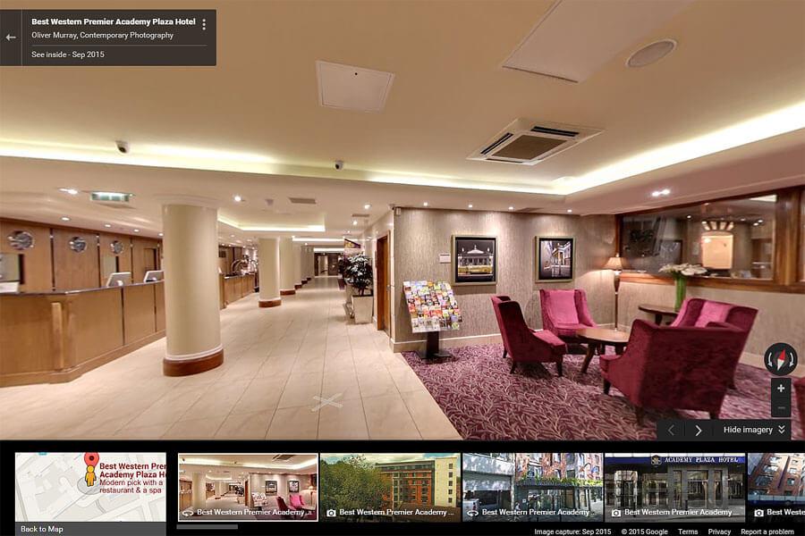 Academy-Plaza-Best-Western-Hotel-Dublin-Google-Street-View-Virtual-Tour-900X600